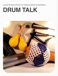 Drum Talk book cover